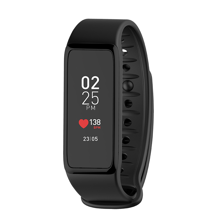 ZeFit 3HR Black Activity Tracking