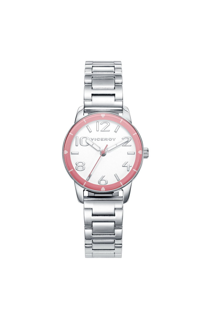 Pink Sweet Bezel Watch