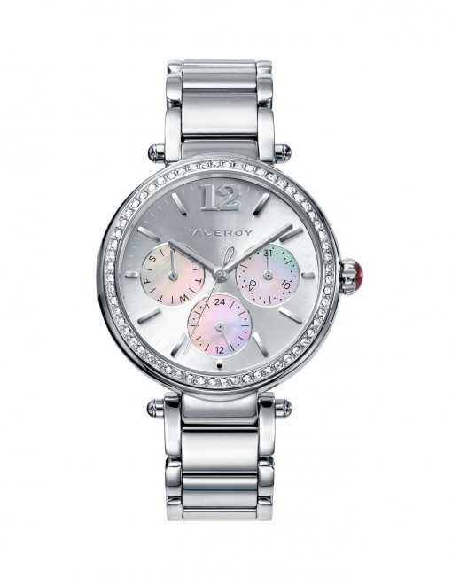 Multifunction Watch Bezel With Zirconia