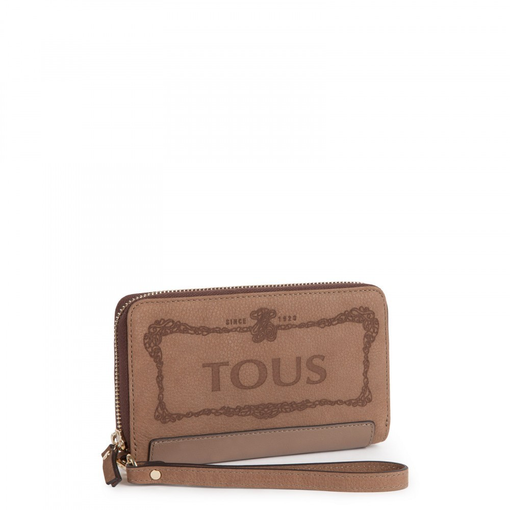 Leather Wallet Estelia