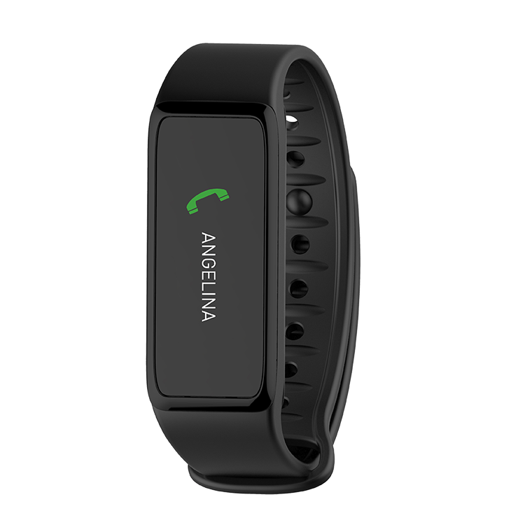 ZeFit 3 Black Activity Tracking