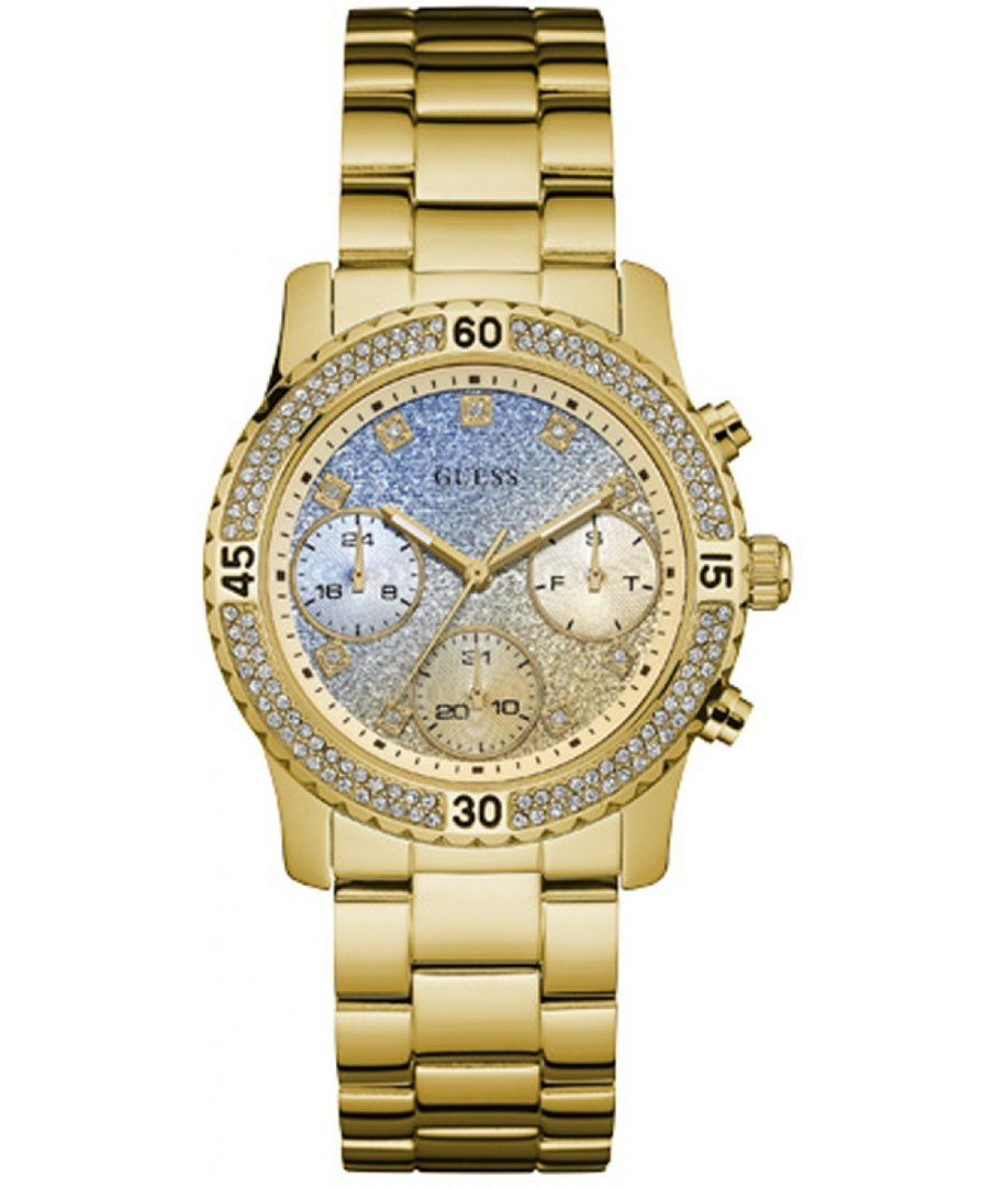 Lady Confetti IP Gold Watch