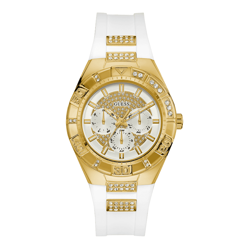 Lady Luna Stone Gold Watch