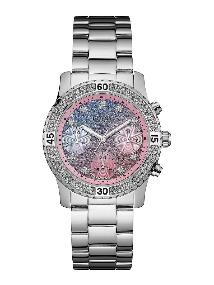 Lady Confetti Steel Watch