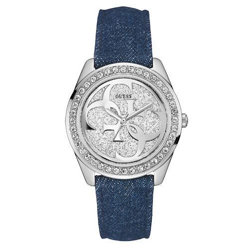 Lady Twist blue watch