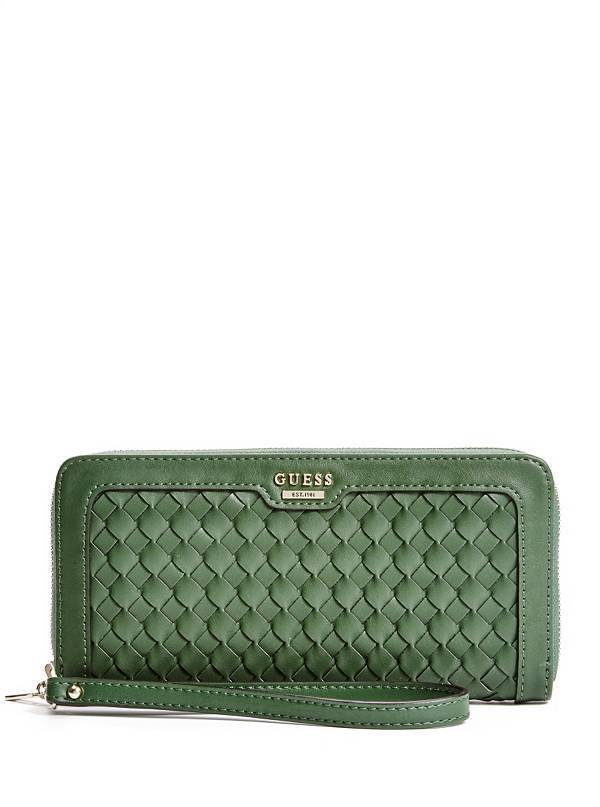 Zoie Slg Olive Wallet