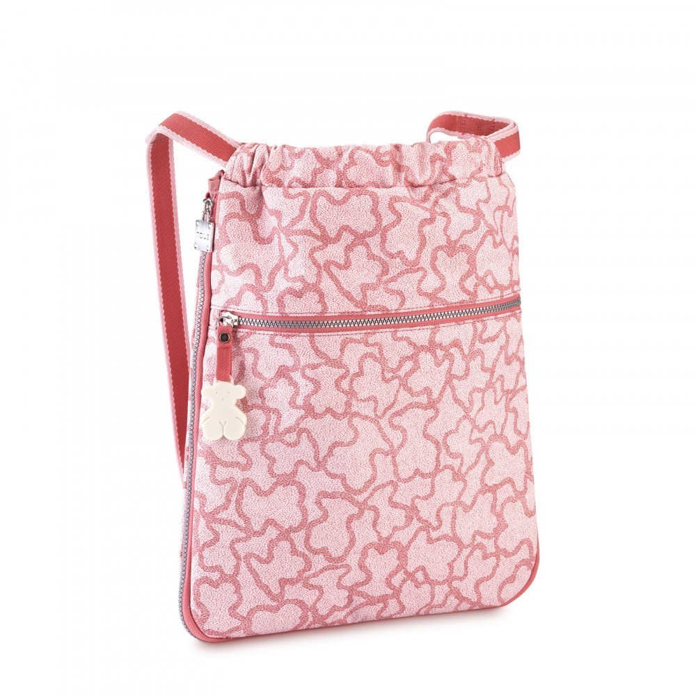 Kaos New Backpack Pink Colors