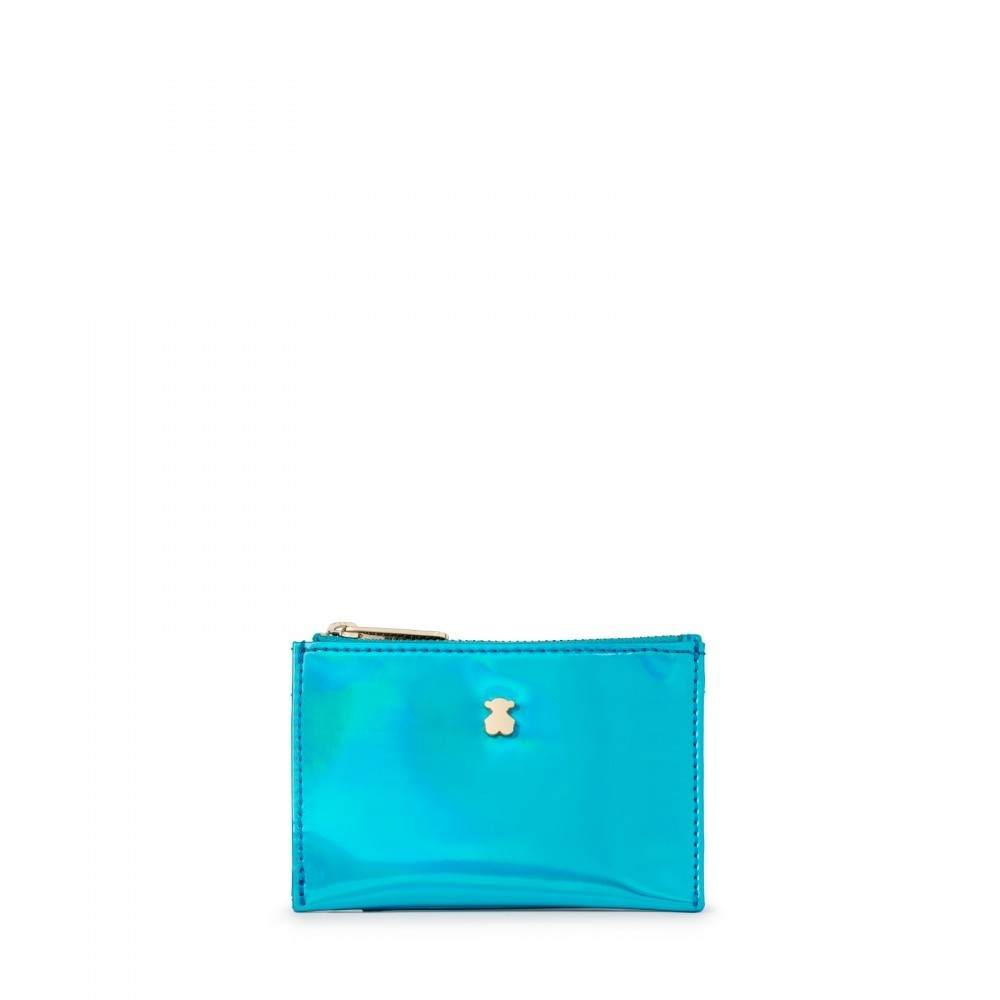 Blue Dorp Change purse