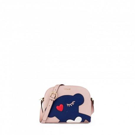 Bolso Tous Bandolera Patch Art Rosa Multi Www Alolocomarket Com