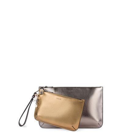 Clutch Hold Met. Gun-Oro Viejo